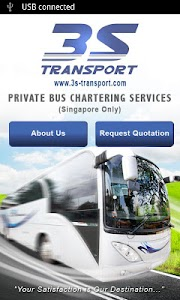 Charter-a-Bus screenshot 1