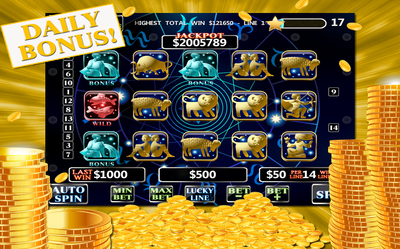 slot machines online casino zodiac