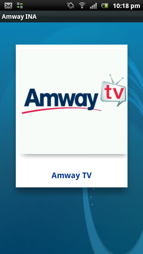 Instituto de Negocios Amway - screenshot
