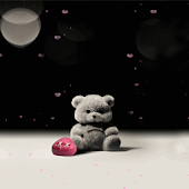 Little Teddy Live Wallpapers