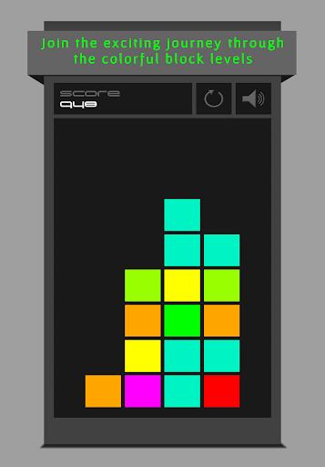 Neon Blocks - addicting arcade