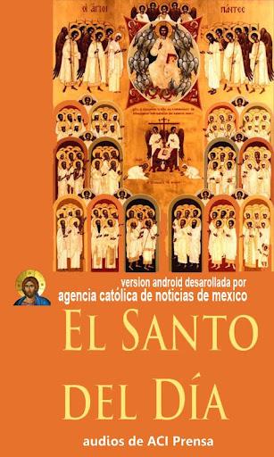 El Santo del Día en Audio