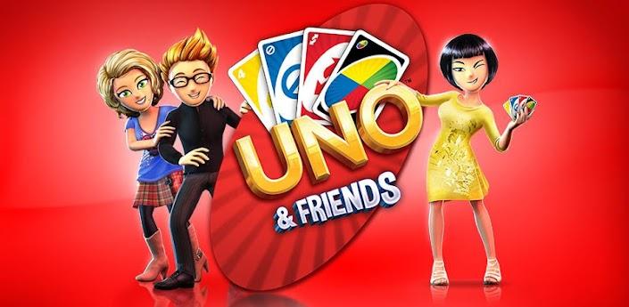 ����� ���� Gameloft ������� : Uno & Friends v2.5.0k ����� �����