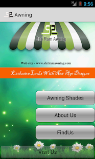 Shri Ram Awning - screenshot thumbnail
