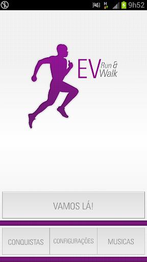 EV Run & Walk 1.0.1 screenshots 1