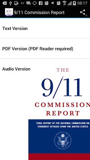 9 11 Comm. Report Audio Text