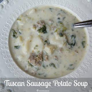 Sausage And Potato Soup Potatoes Recipes.