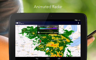AccuWeather Platinum Screenshot 2