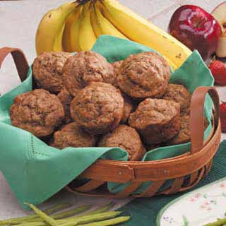 Honey Banana Muffins.