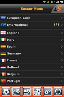 LiveScore Screenshot 3