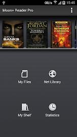 Moon+ Reader Pro Screenshot 4