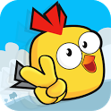 Flappy Chick Bird Flying Game icon