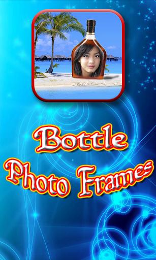 Bottle Photo Frames