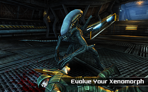 AVP: Evolution- screenshot thumbnail