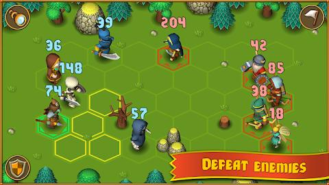Heroes : A Grail Quest Screenshot 8