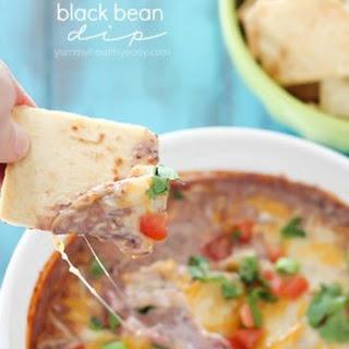 Healthy Black Bean Dip