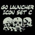 Icon Set C Go Launcher Ex v1.0