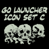 Icon Set C Go Launcher Ex