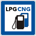 LPG CNG Finder Europe icon