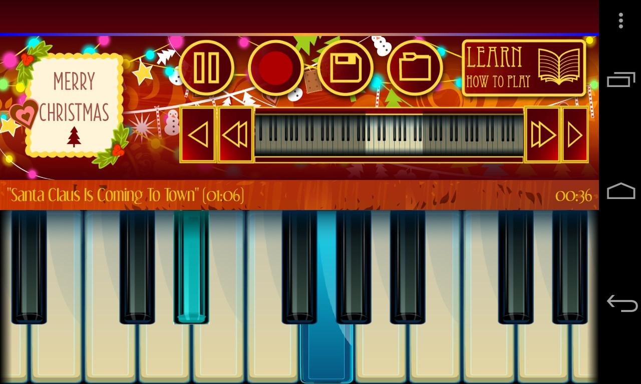 Best Piano Lessons Christmas - screenshot
