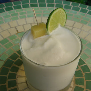 Coco-Lime Slushy.