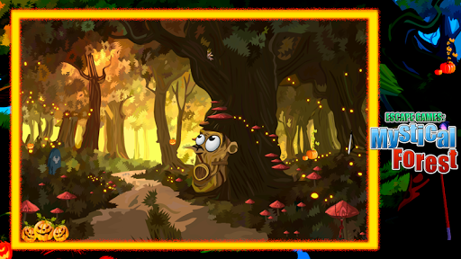 【免費解謎App】逃脱游戏:神秘森林-APP點子