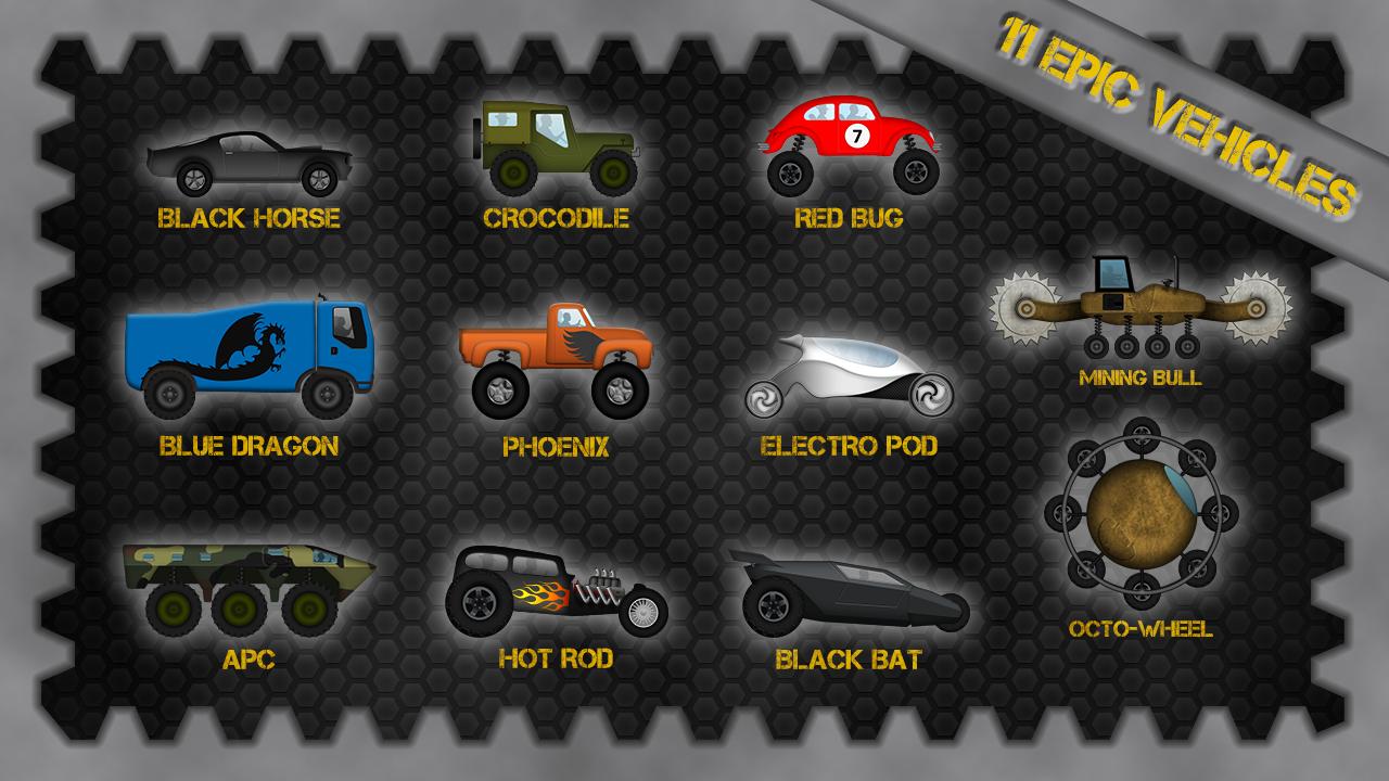 Reckless Stunts - Racing Game - screenshot