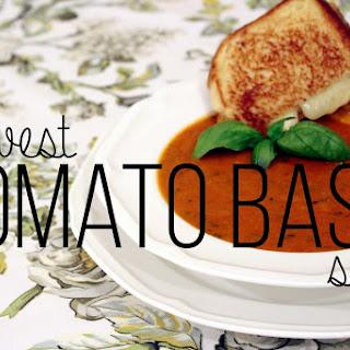 Harvest Tomato Basil Soup