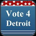 Vote 4 Detroit icon