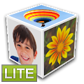Photo Cube Lite Live Wallpaper APK for Bluestacks