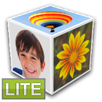 Photo Cube Lite Live Wallpaper 2.0