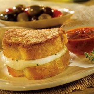 Fresco's Best Italian Cheese Sandwich.
