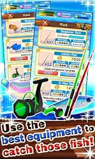 Kuma Fishing! v1.0.0.1 Mod - Unlimited Gold Apk