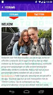Lowlands 2014 - screenshot thumbnail