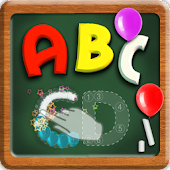 ABC write for kids - Alphabet Writing Practice