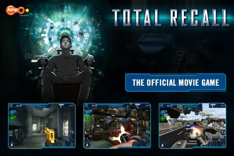 Total Recall - screenshot
