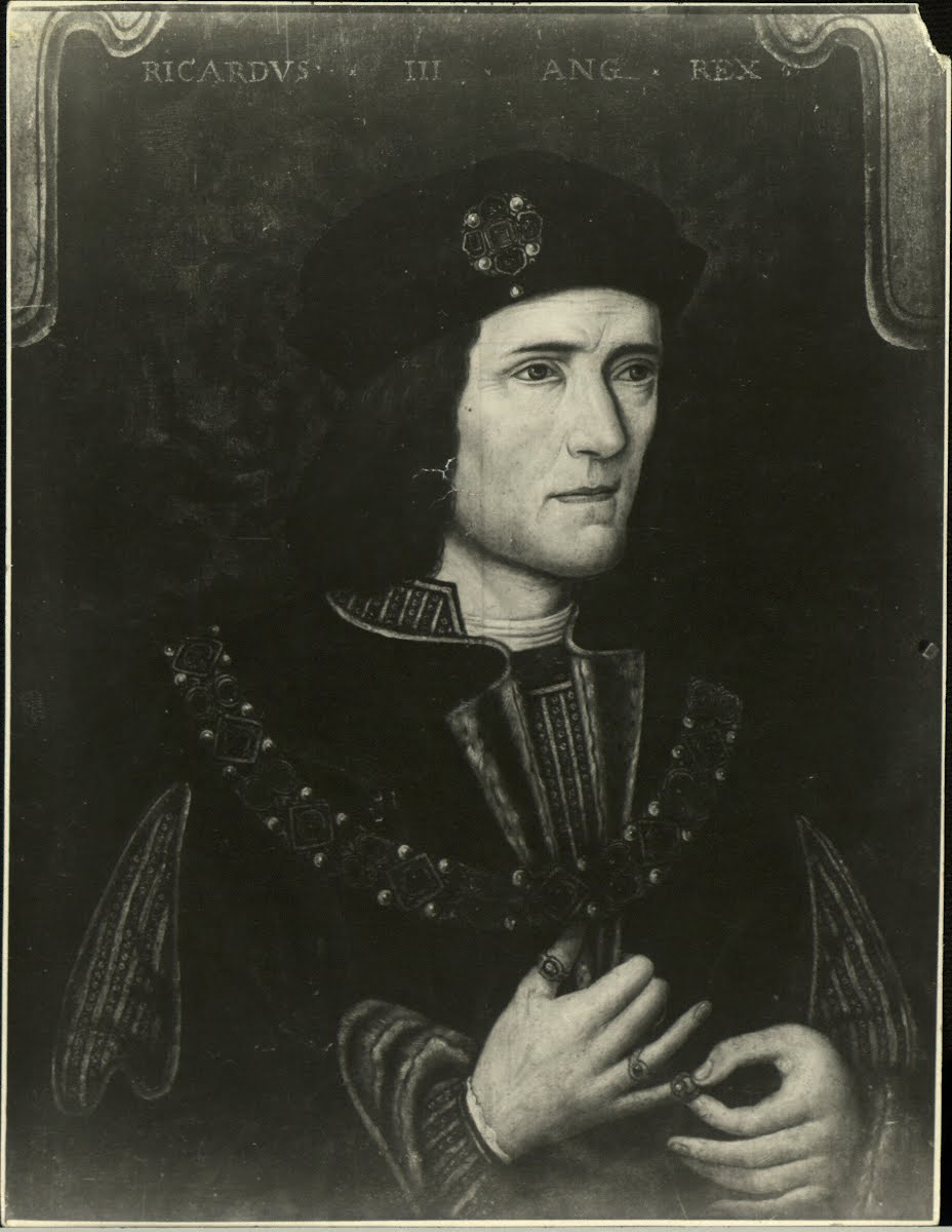 Richard Iii Of England 1452-1485
