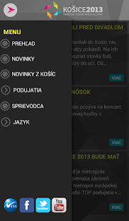 Kosice 2013- screenshot thumbnail