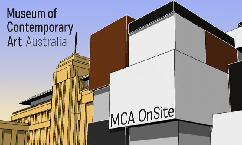 MCA AR - screenshot
