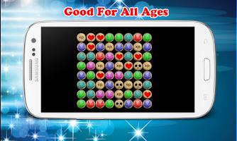 Screenshot of Jewel Super Match 4 Kids Free