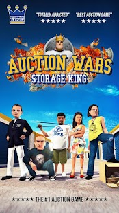 Auction Wars : Storage King- screenshot thumbnail