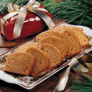 Delicious Pumpkin Bread.