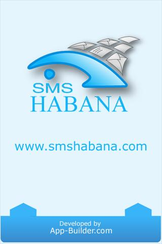 SMS Habana- screenshot