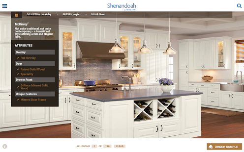 Shenandoah Cabinetry- screenshot thumbnail