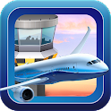 Airport Traffic 3D icon