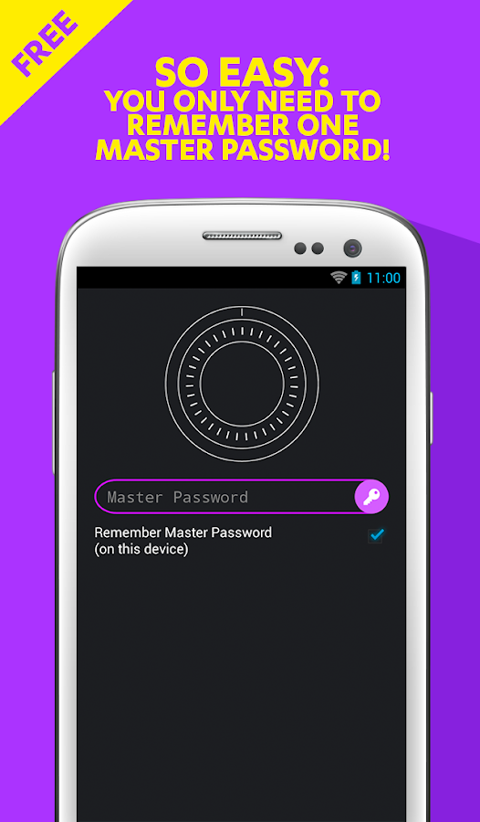 F-Secure KEY Password Manager - screenshot