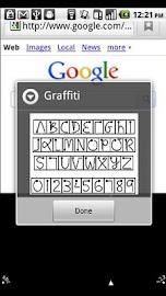 Graffiti Pro for Android Screenshot 2