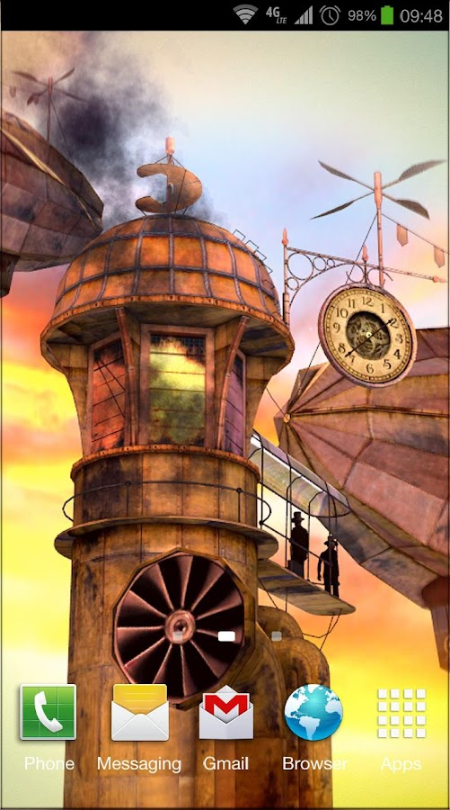 steampunk action wallpapers - photo #38