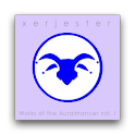 Xerjester – Works of…Vol. 1 logo