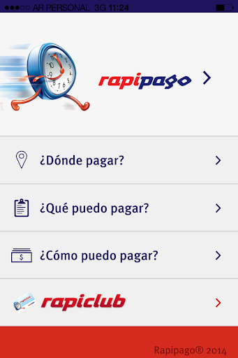 Rapipago for PC